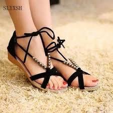 SLYXSH <b>2018</b> Hot <b>new</b> women sandals wedges <b>summer casual</b> ...