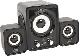 <b>Колонки</b> CBR CMS 725 5+2x3 Вт черный — купить недорого с ...