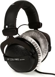 dt770 pro 250 ohm black