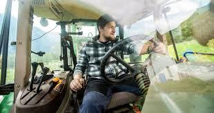 <b>Tractor driver</b> | Moulton College