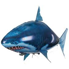 Creative <b>Remote Control</b> Inflatable <b>Shark Toy</b> Ball | Gearbest Mobile