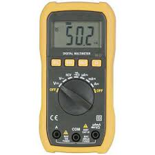 Digitech Economy <b>Autorange Multimeter</b> with Non-Contact Voltage ...