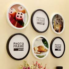 Wooden Hanging Photo Frame Banner Wall Decoration JP0031 ...