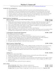 financial advisor resume sample job resume samples financial advisor resume sample