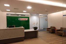 castrol offices build out brazil bp castrol office design 5