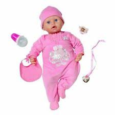 <b>Zapf Creation Baby</b> Dolls for sale | eBay