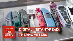 Equipment Review: The Best Digital Instant-Read <b>Thermometers</b> ...