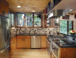 elegant kitchen track lighting fixtures