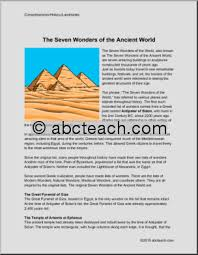 essay on seven wonders of the world essay on new  wonders of the world   deckstarter