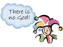 Image result for no God!