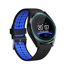Life Like <b>V9 Smartwatch</b> with <b>Bluetooth</b>/Camera TF: Amazon.in ...