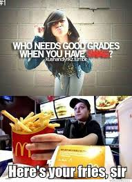 Who Needs Good Grades When You Have Swag   WeKnowMemes via Relatably.com