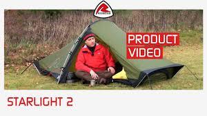 Robens <b>Starlight</b> 2 Trekking / Hiking Tent (2019) | Pure <b>Outdoor</b> ...