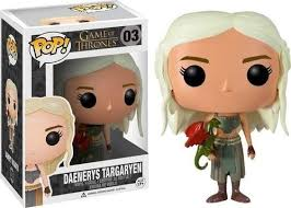 Funko POP! TV: Game of Thrones: Daenerys Targaryen ... - Best Buy