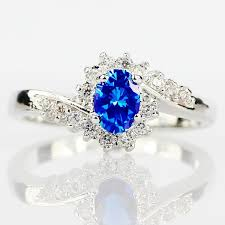 <b>Exquisite 925 Sterling Silver</b> Natural Sapphire Gemstones Opal ...