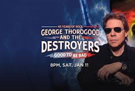 <b>George Thorogood</b> | Fantasy Springs Resort Casino