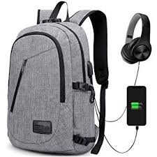 <b>Anti</b>-<b>Theft</b> Backpack, GIM Theft <b>Business Laptop</b> Backpack with USB ...