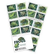 <b>Frogs</b> Stamp | USPS.com