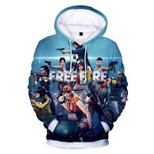 Hot Game free fire Hoodies <b>Men</b>/<b>women</b> Spring Sweatshirts Popular ...
