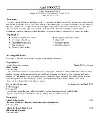 Sample Resume of Field Service Mechanic Resume Mr  Resume
