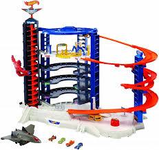 <b>Игровой набор Hot Wheels</b> Невообразимая Башня - купить в ...
