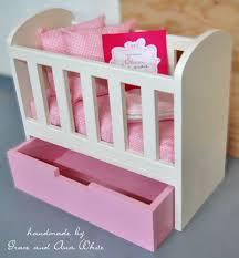 olivias doll crib building doll furniture