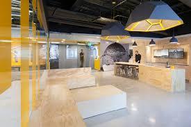 mit beaver works by merge architects cambridge massachusetts blackbaud offices cambridge