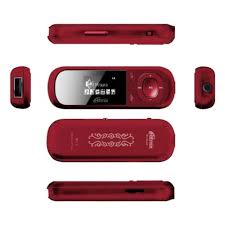 Цифровой <b>MP3</b>-<b>плеер Ritmix RF-3360</b> 4Gb red — купить в ...