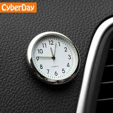 <b>Car Ornament Automotive</b> Clock <b>Auto</b> Watch <b>Automobiles</b> Interior ...