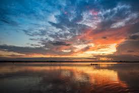 <b>Lake Sunset</b> Stock Photos and Images - 123RF