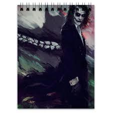 Блокнот Джокер #991876 от scoopysmith