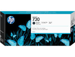 <b>HP 730</b> 300-ml <b>Matte</b> Black <b>DesignJet</b> Ink Cartridge, P2V71A ...