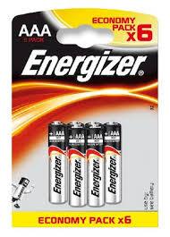 Купить <b>Батарейки Energizer</b> Alkaline Power AAA (<b>6 шт</b>) по ...