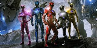 Image result for power ranger 2017