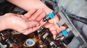 Инструкция как проверить топливною <b>форсунку</b> инжектора в ...