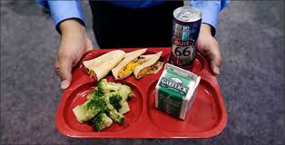 are healthier school lunches winning over students   education week are healthier school lunches winning over students