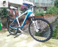 <b>Mountain bike carbon fiber bike</b>