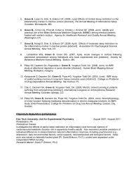 sample cv clinical psychology phd coverletter for jobs