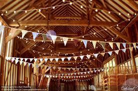 barn lighting festoon lights and oakwood on pinterest barn wedding lighting