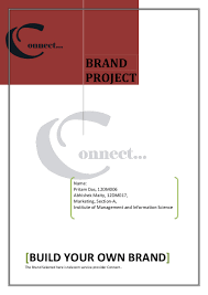 project build your own brand