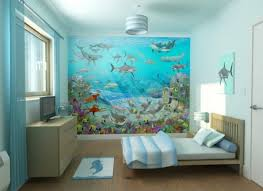 Emejing Wall Murals Kids Bedrooms Images Capsulaus Capsulaus - Bedroom wall murals ideas
