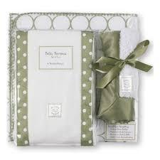 <b>Подарочный набор</b> для новорожденного <b>SWADDLEDESIGNS</b> Gift ...