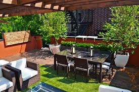 Small Picture Chicago Roof Deck Garden HGTV