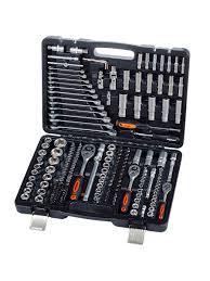 <b>Набор</b> инструмента 215 предметов профессиональный <b>AV Steel</b> ...