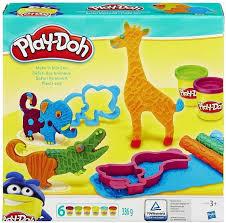 <b>Игровой набор</b> Play-Doh <b>Веселое</b> Сафари - купить в Москве ...