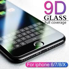 9d protective glass on the for iphone 6 6s screen protector plus tempered plus
