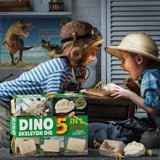 DIY Mining Tool Set Children's Party <b>Dinosaur</b> Dig Kit <b>Archeology</b> ...