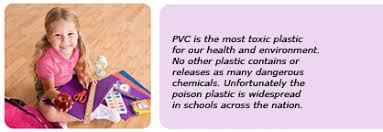 <b>PVC</b>, the Poison <b>Plastic</b>