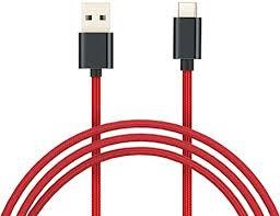 <b>Xiaomi Mi Type</b>-<b>C Braided</b> Red Cable: Amazon.co.uk: Electronics