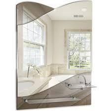 <b>Зеркало Mixline</b> Версаль <b>49</b>,5х69 с полкой (4620001980260 ...